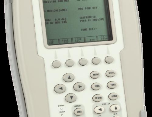 IFR 4000 Nav/Comm Ramp Test Set